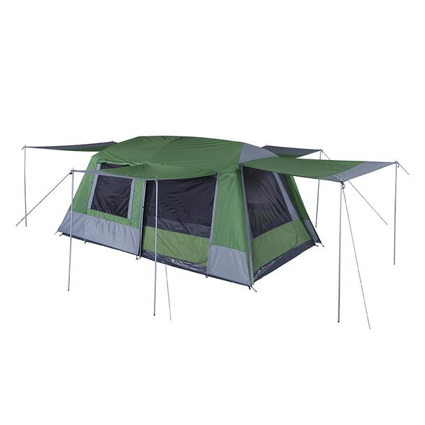 OZtrail Sportiva 8 Tent all open