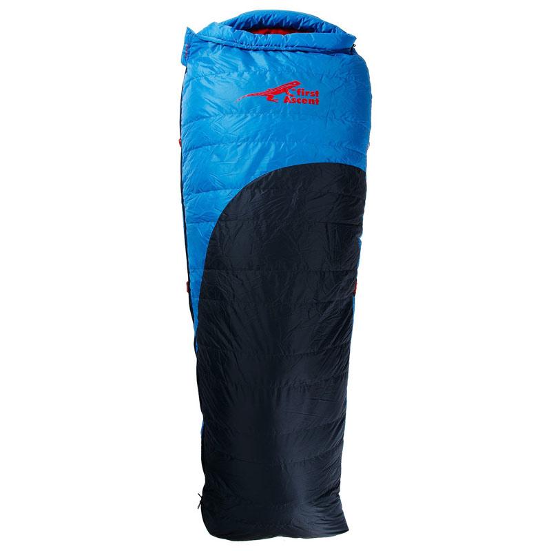 First Ascent Explorer Sleeping bag navy/blue