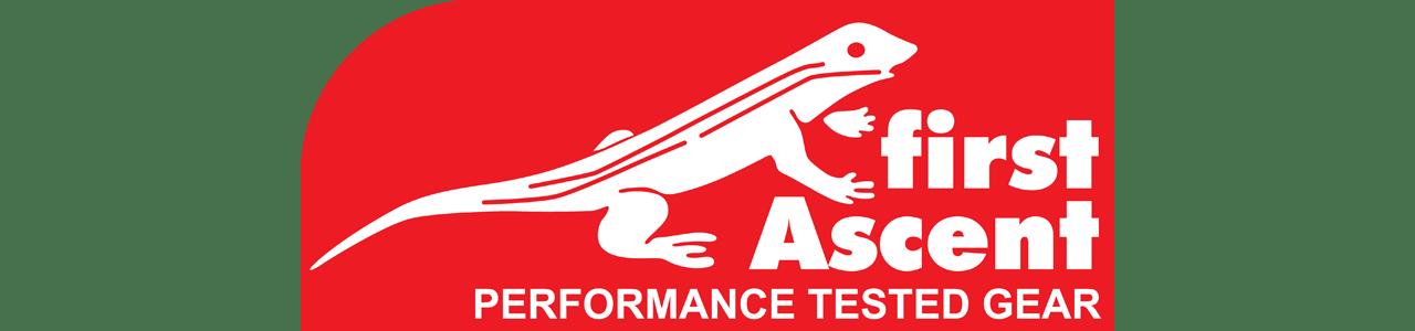 First Ascent banner