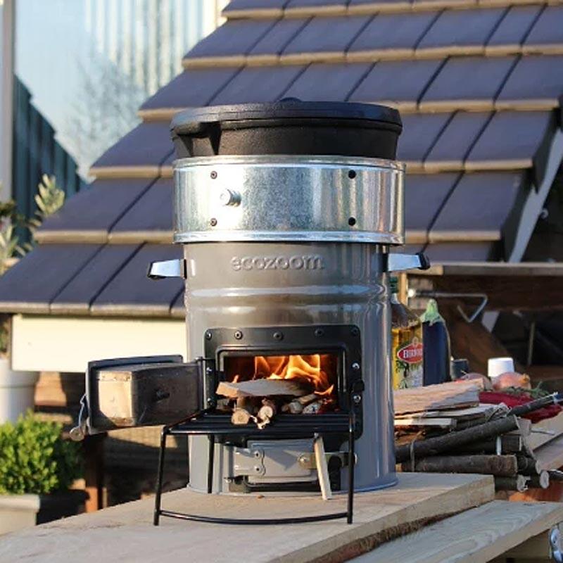 Ecozoom Stainless Steel Pot Skirt