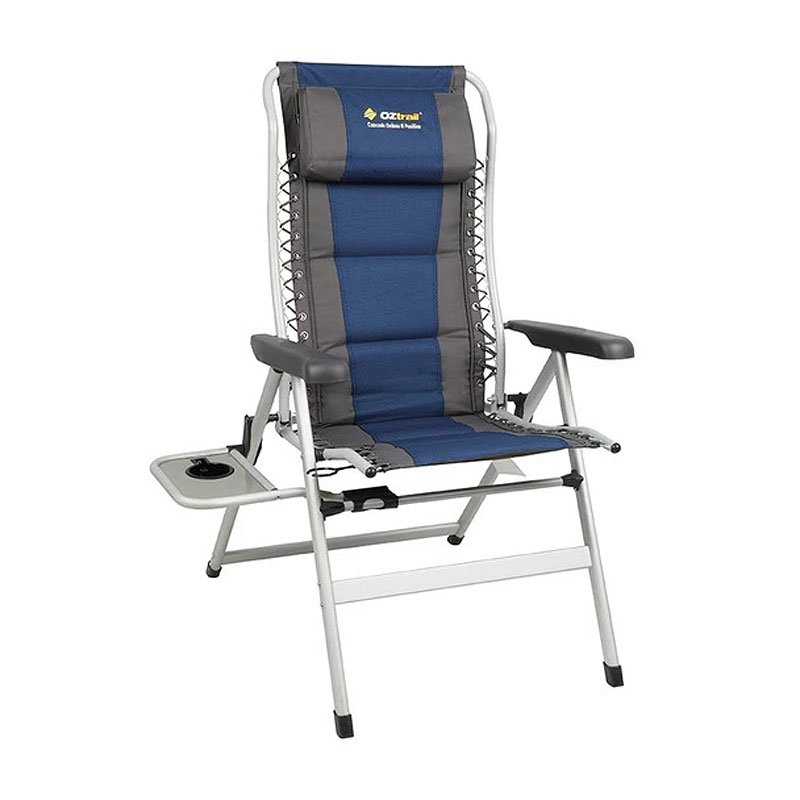 OZtrail Cascade Deluxe 8 Position Recliner