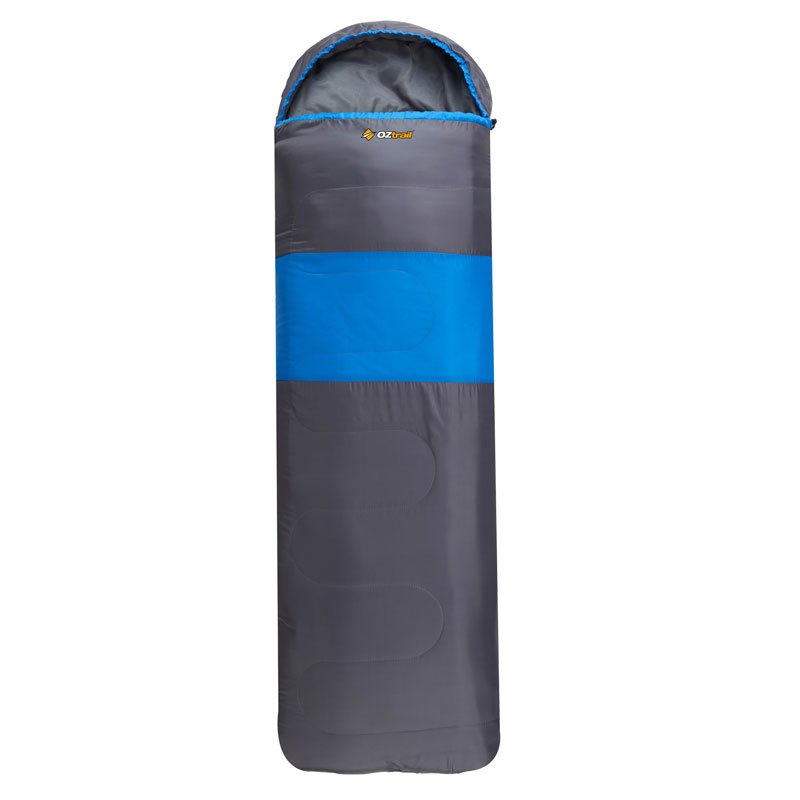 OZtrail Kennedy Hooded Sleeping Bag