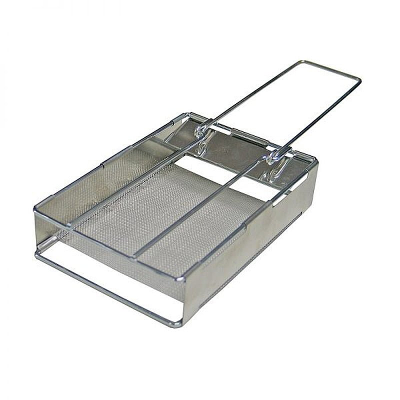 OZtrail Jumbo Stainless Steel Folding Toaster