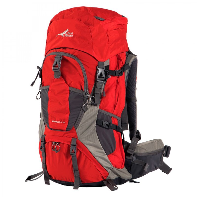 First Ascent Venus II 55+10L Rucksack