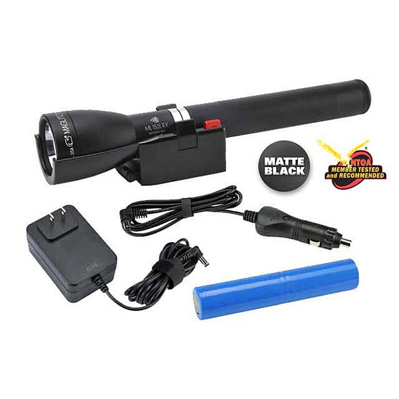 Maglite ML150LRX LED Rechargeable System