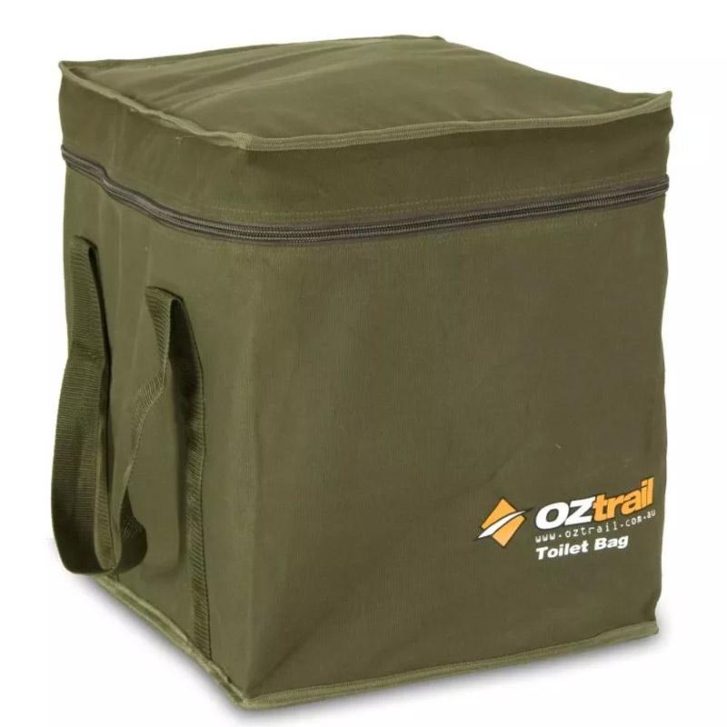 OZtrail Canvas Toilet Bag