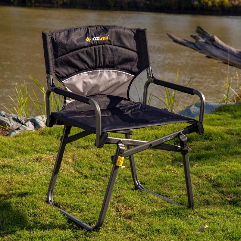 OZtrail Duralite Compact Directors Chair