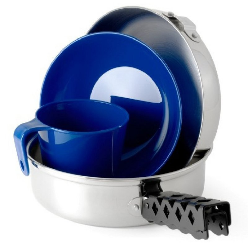 GSI Outdoors Glacier Mess Kit