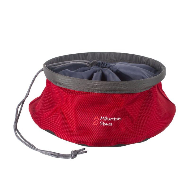Mountain Paws Collapsible Food Bowl - Large