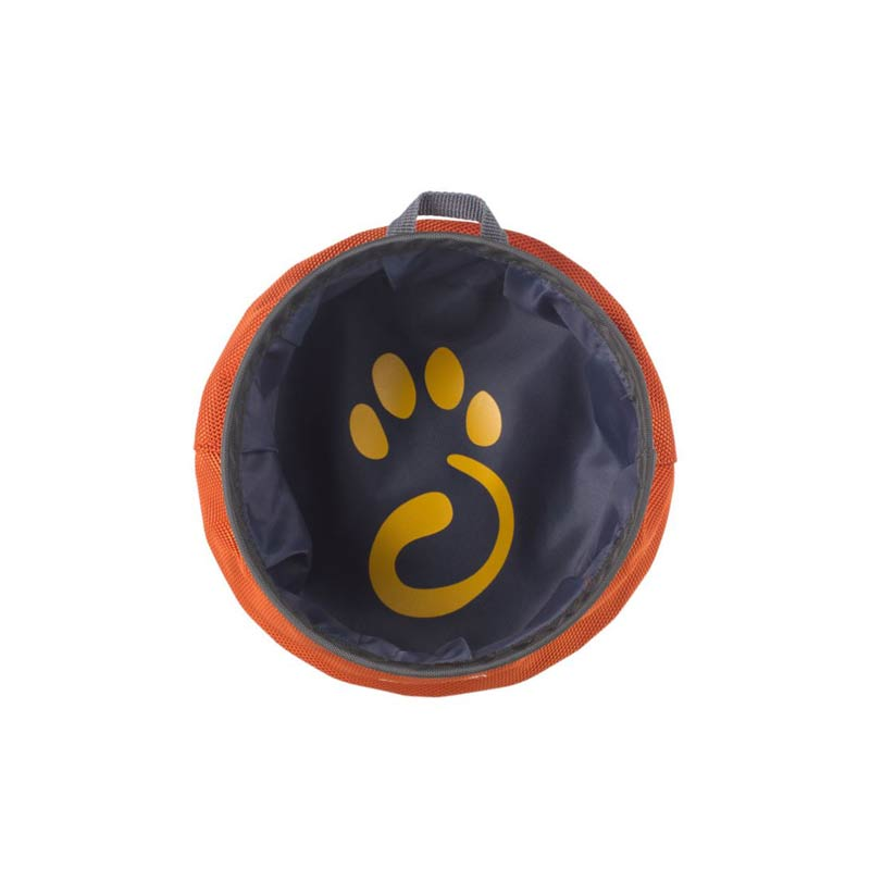 Mountain Paws Collapsible Water Bowl – Small