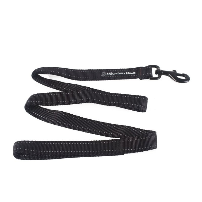 Mountain Paws Dog Lead black