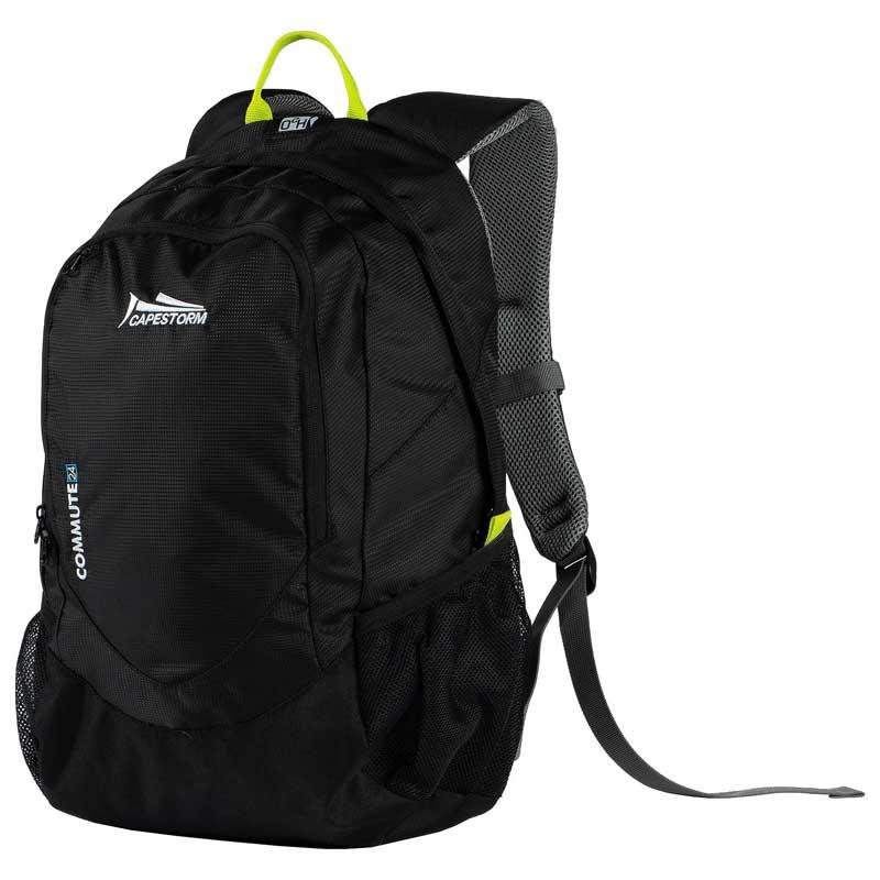 Capestorm Commute 24L Day Pack Black
