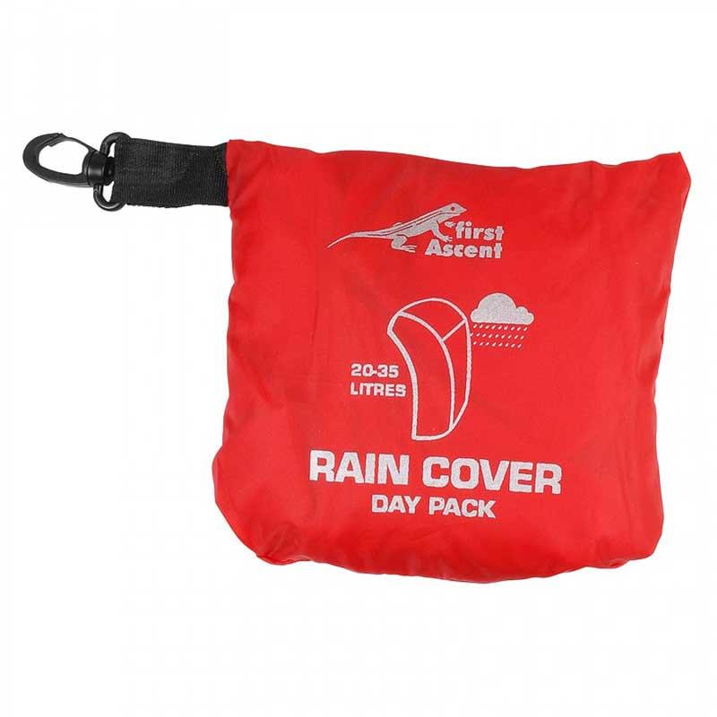 First Ascent Rucksack Rain Cover 20-35L