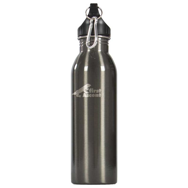 First Ascent Single Wall Bottle 700ml