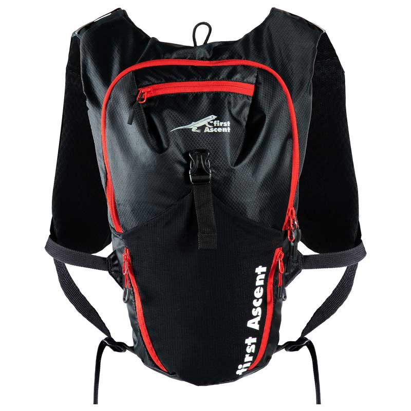 First Ascent Stealth 1.5L Hydration Pack
