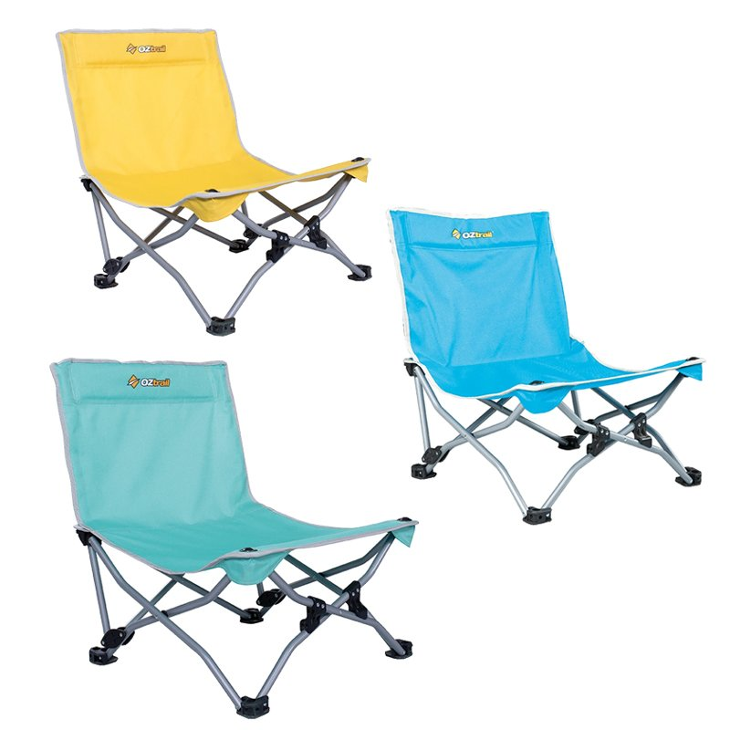 OZtrail Beachside Reclining Beach Chair