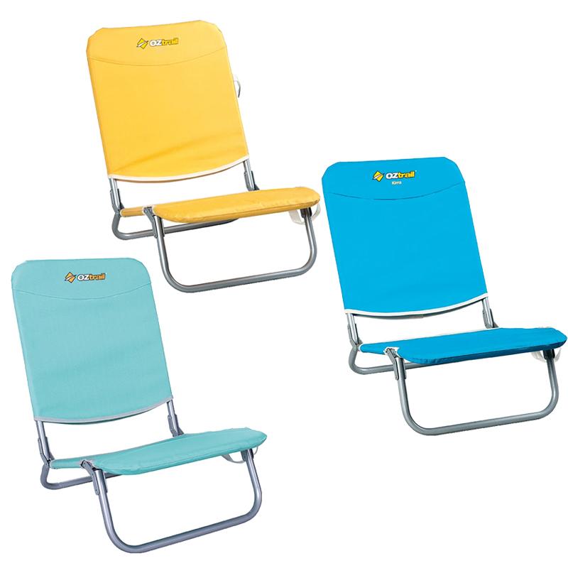 OZtrail Kirra Beach Chair 120kg