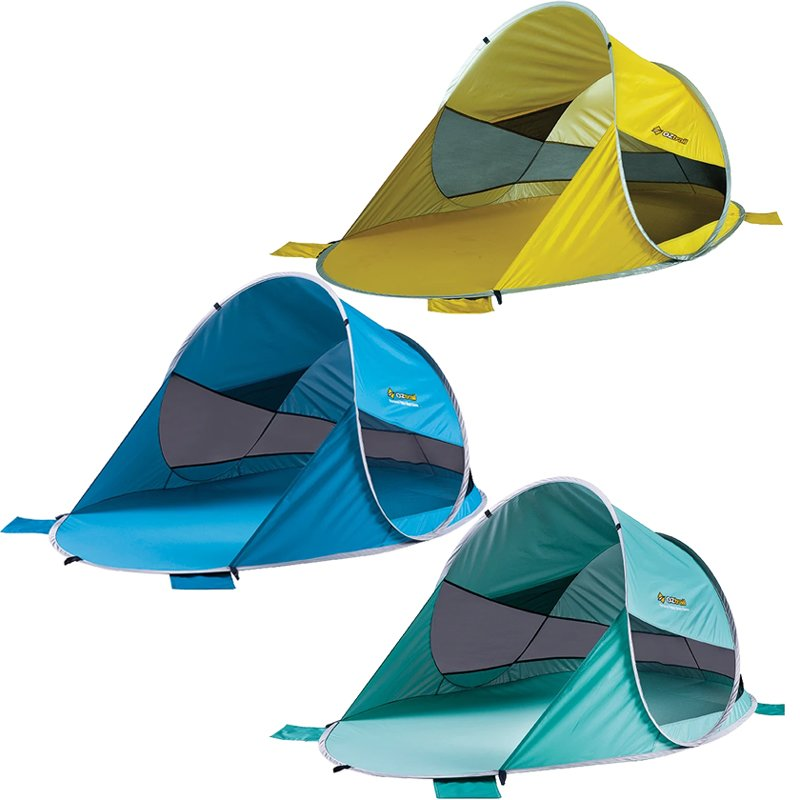 OZtrail Personal Pop Up Beach Dome