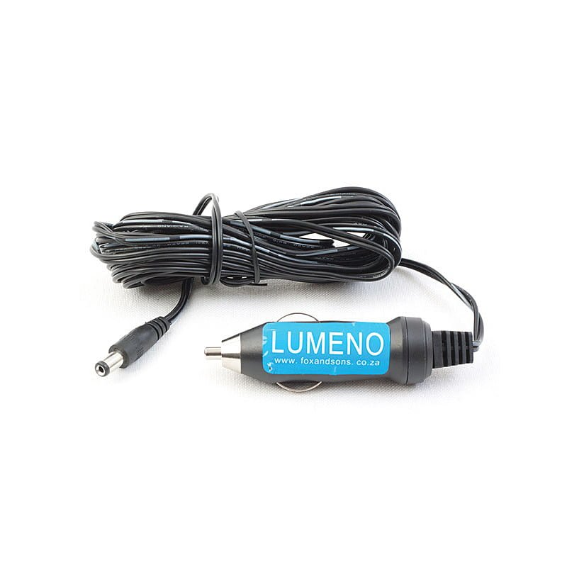Lumeno 5m lighter extension cable