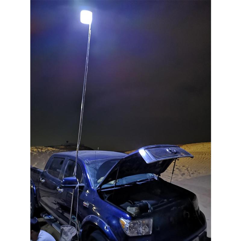 lumeno fishing rod light