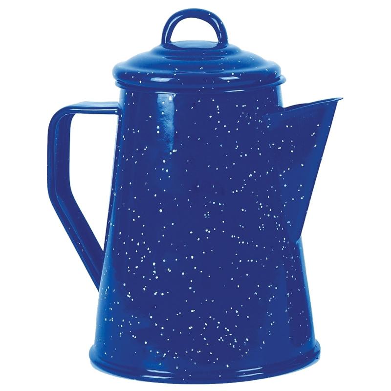 Afritrail Enamel Coffee Pot