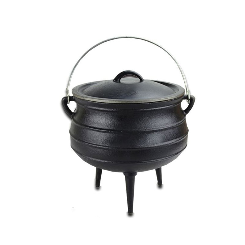 Afritrail 3 Legged Potjie – Size 3