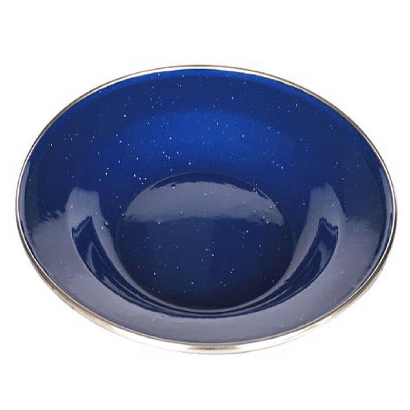 Afritrail Enamel Soup Plate