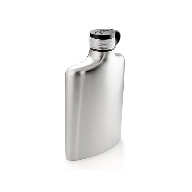 GSI Outdoors Glacier Stainless Hip Flask 8 fl. oz.
