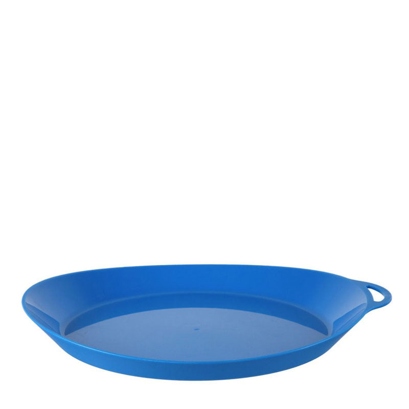 Lifeventure Ellipse Camping Plate - Blue