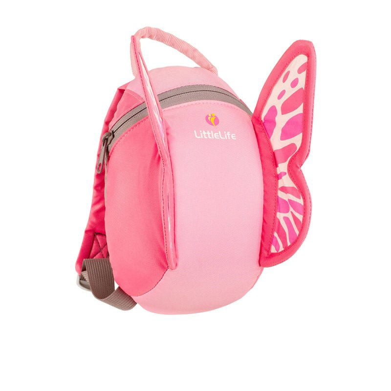 Little Life Butterfly Toddler Backpack with Rein
