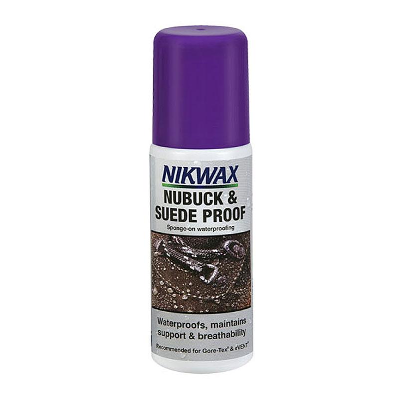 Nikwax Nubuck and Suede Proof – 125ml