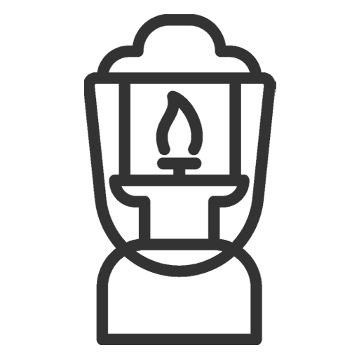 Campcraft Category Lighting Icon