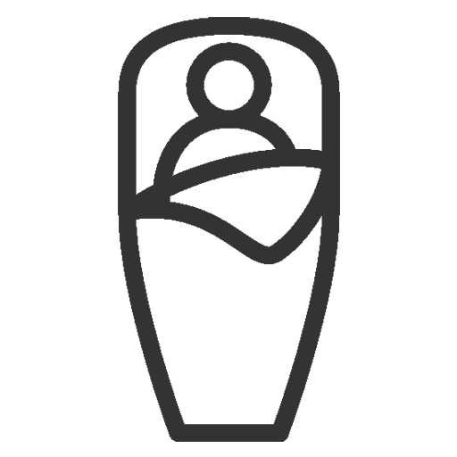 Campcraft Category Sleeping Icon