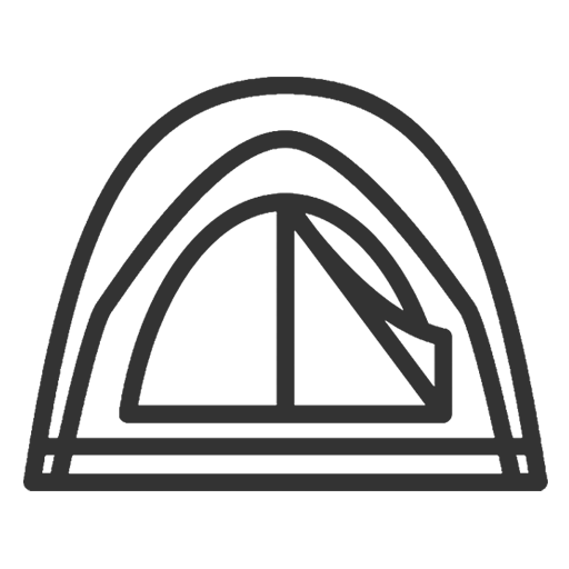 Campcraft Category Tents Icon